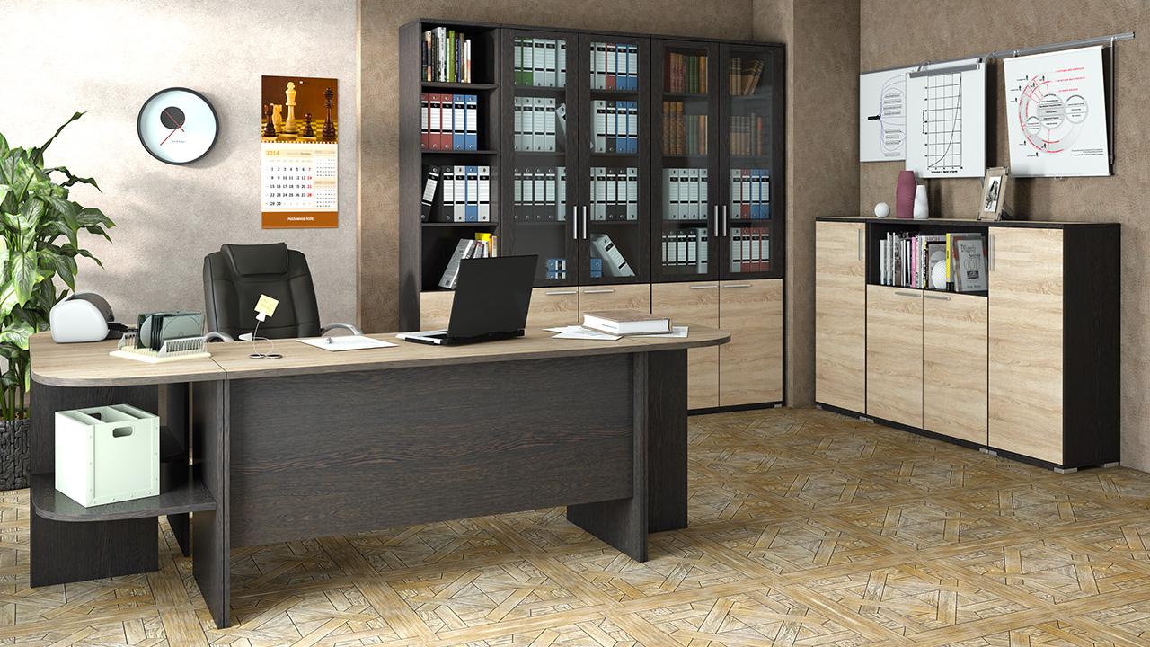 Удобный большой стол для рабочего места
