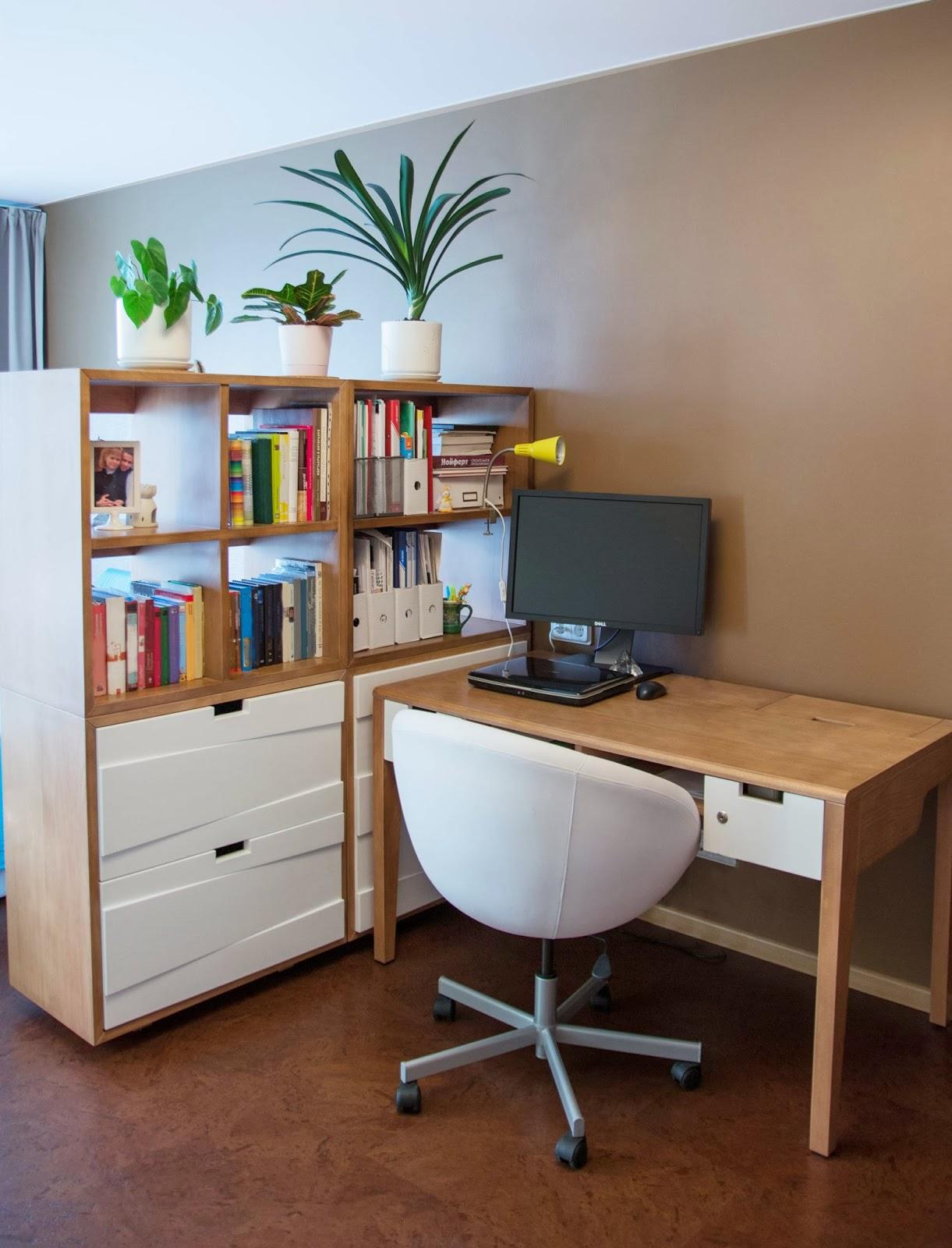 Удобный мягкий стул для работы