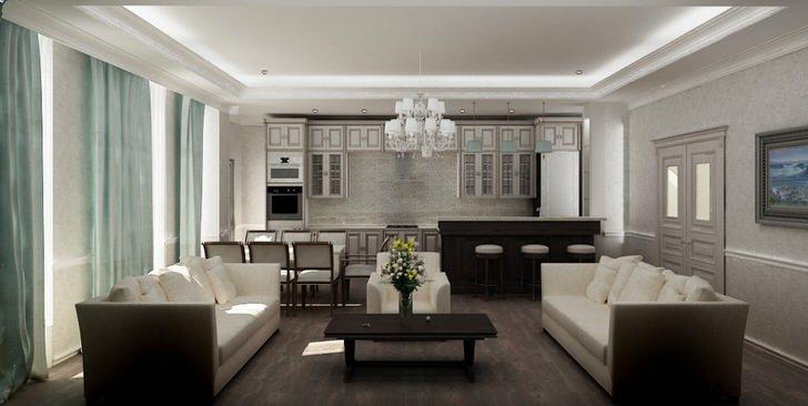 Утонченный дизайн мебели