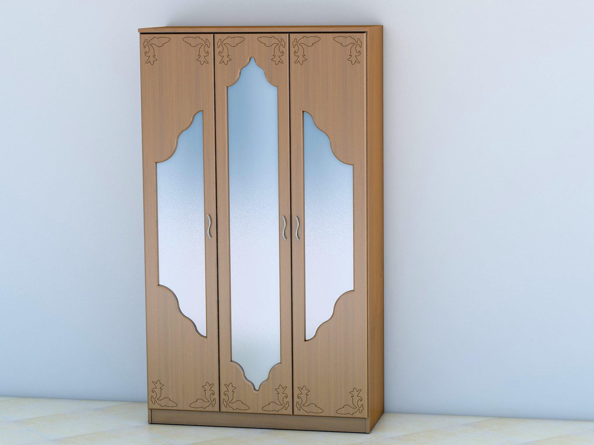 Узорные зеркала