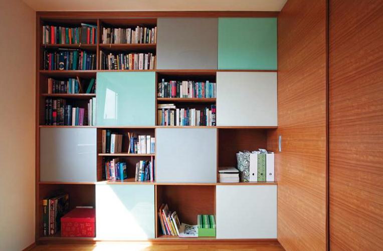Вариант книжного шкафа