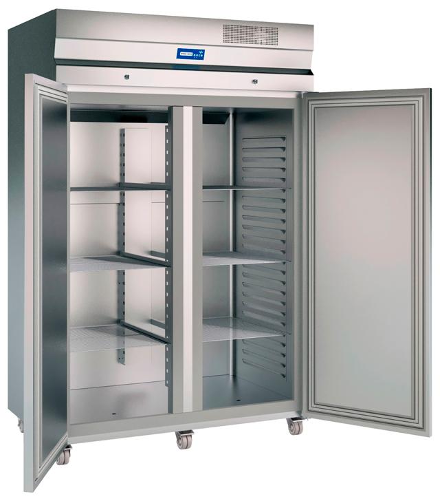 Важным параметром при выборе холодильного шкафа также является его объем
