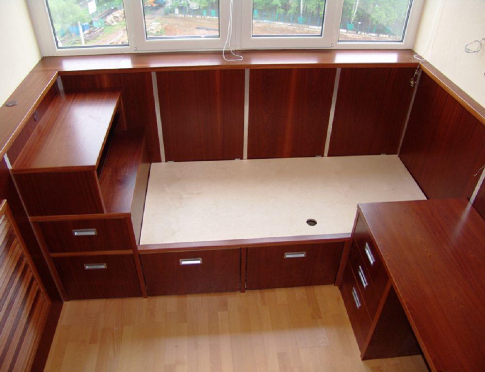 Встраиваемая мебель, как выбрать подходящую по форме фасадов.