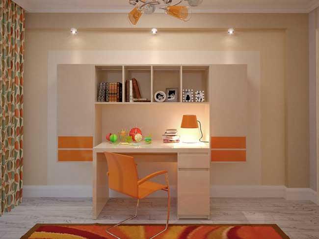 Мебель для подростка мальчика, особенности рациональной расс.