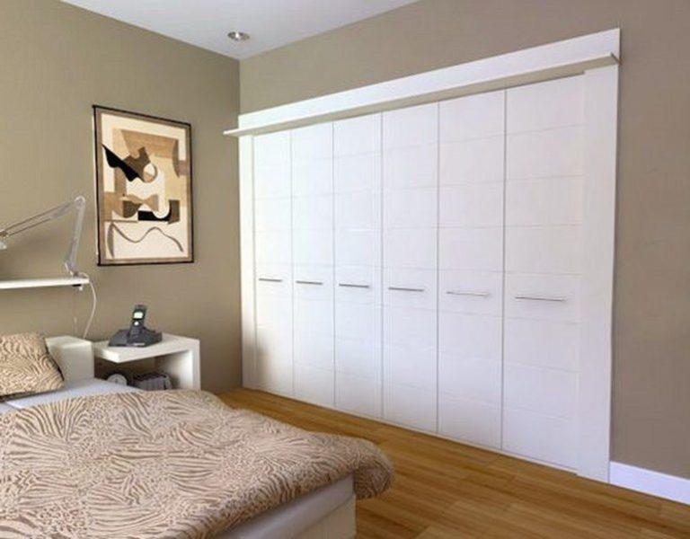 Встроенный шкаф в спальню - разновидности какой выбрать?.