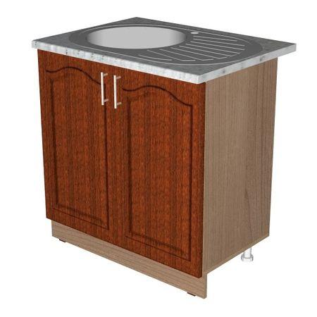 Выбираем кухонную тумбу с ящиками и мойкой