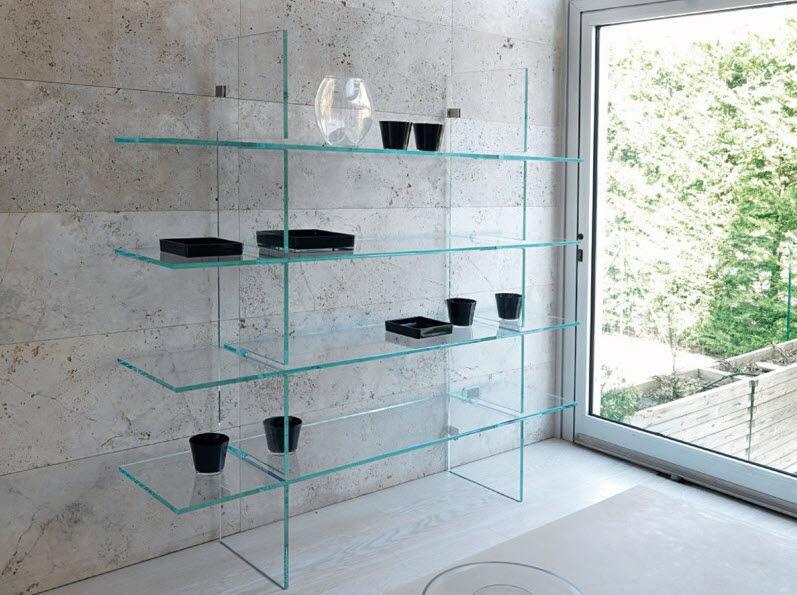 Выбираем мебель из стекла