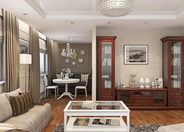 Выбор эксклюзивной мебели для дома