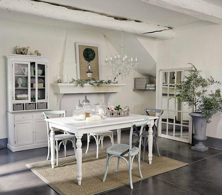 Выбор корпусной мебели в стиле прованс