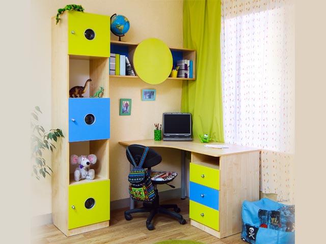 Выбор мебели для детей