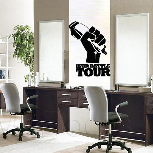 Выбор мебели для парикмахерской
