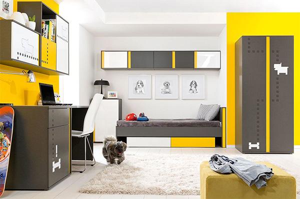 Выбор мебели для подростков