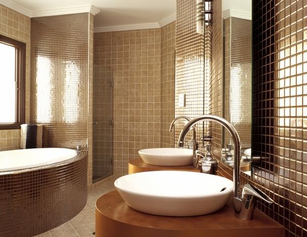 Выбор сантехники и мебели для ванной комнаты