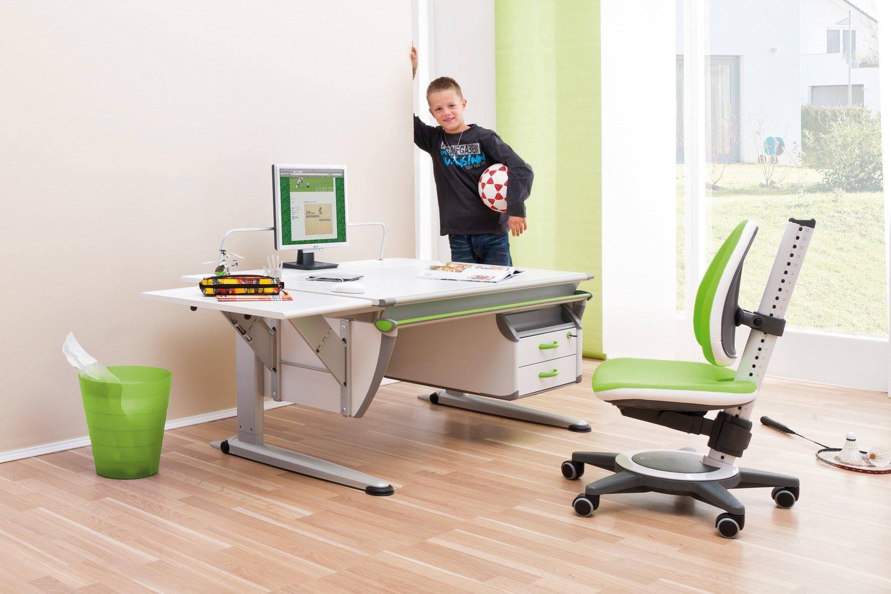 Выбор стола и кресла для школьника
