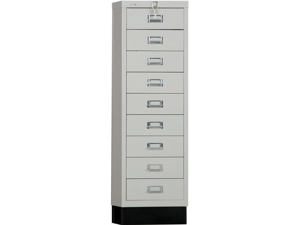 Высокий шкаф с ящиками