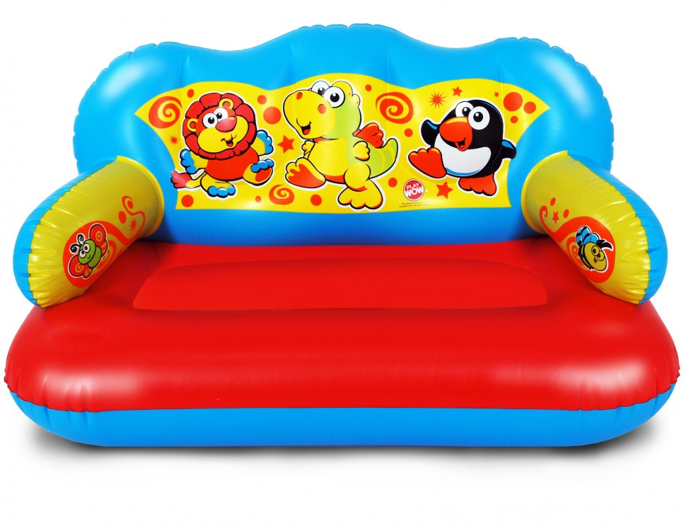 Яркие диван для ребенка