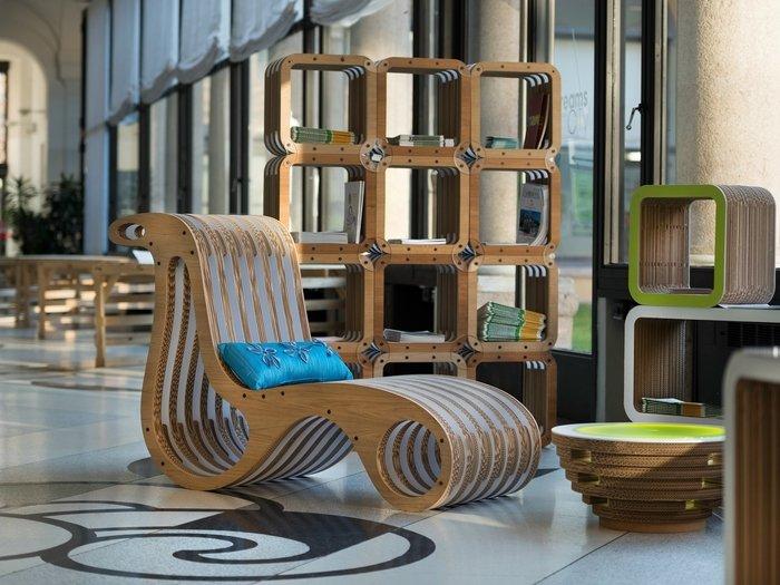 Яркие идеи мебели