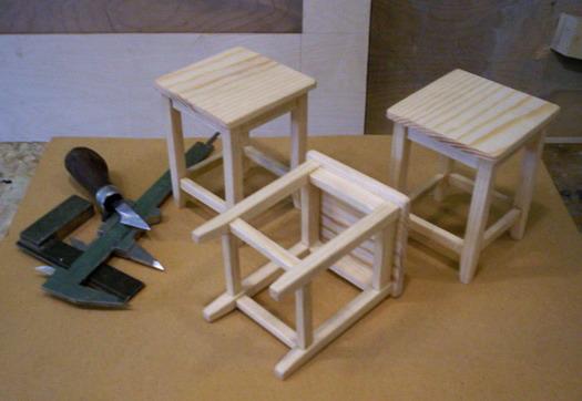 Авторская мебель из дерева