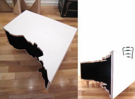 Авторская мебель из фанеры