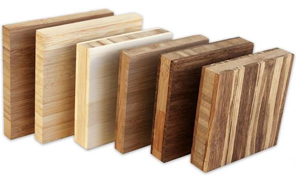 Бабмбуковые щиты для создания корпусной мебели
