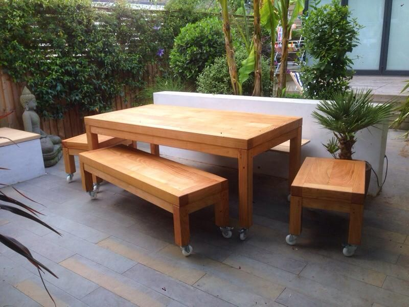 Березовый массив для мебели