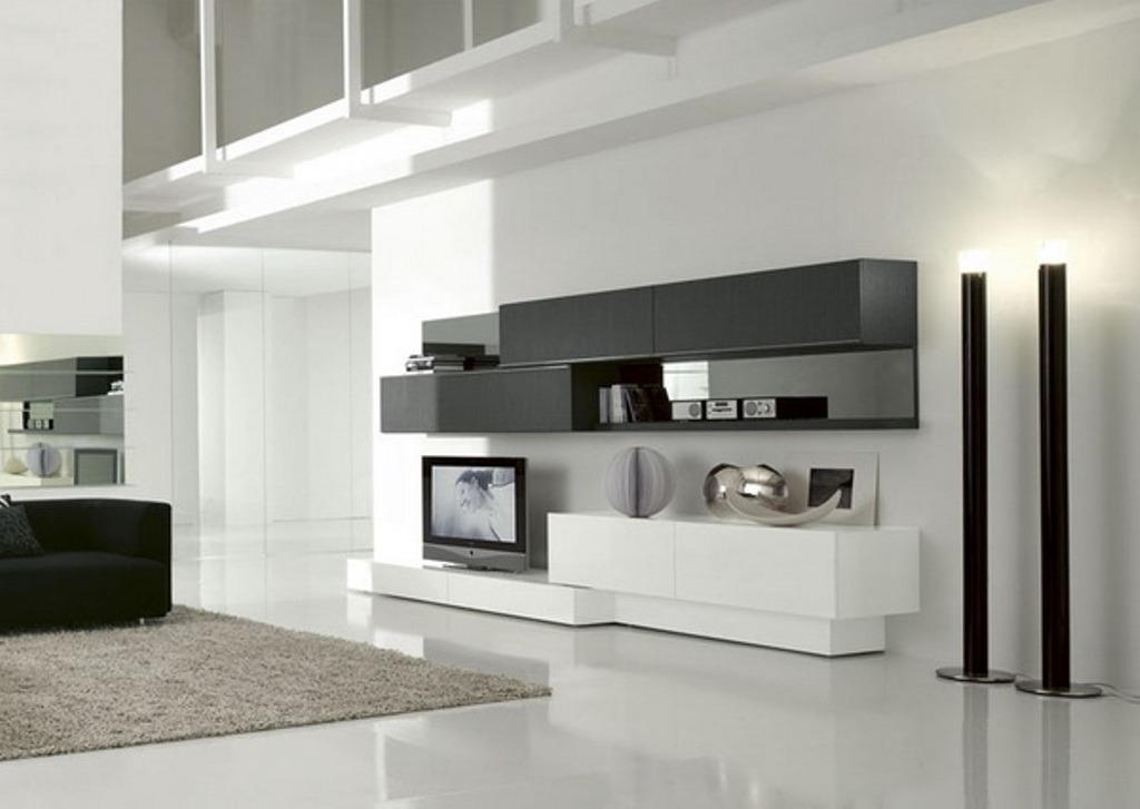 Чем отличается мебель хай-тек