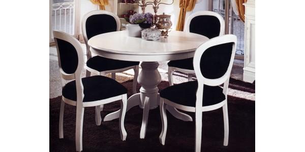 Черно-белые предметы мебели для кухни
