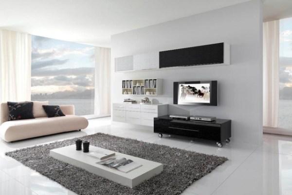 Черные предметы мебели