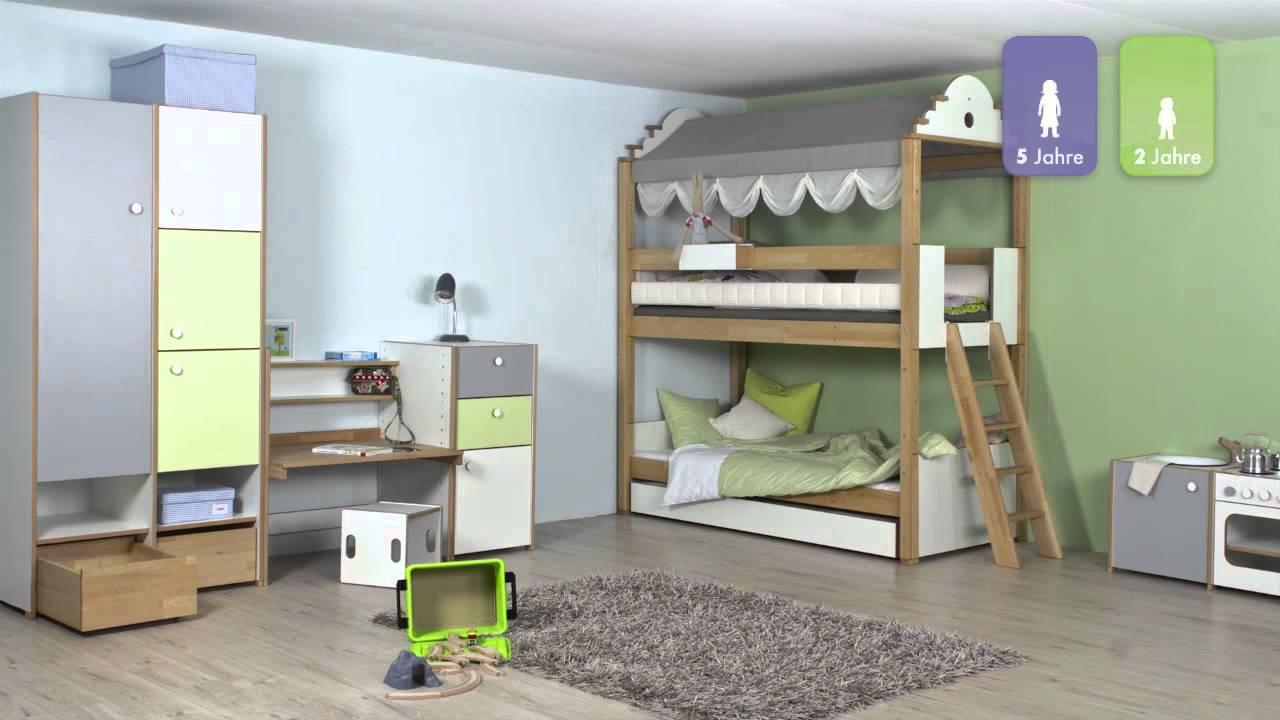 Детская немецкая мебель
