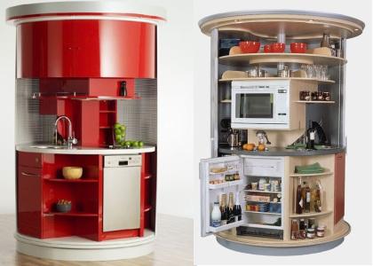 Дизайн кухни 2 на 2 метра