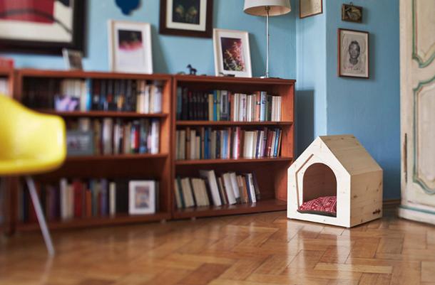 Дизайнерская мебель для собак