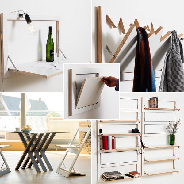 Дизайнерские предметы мебели