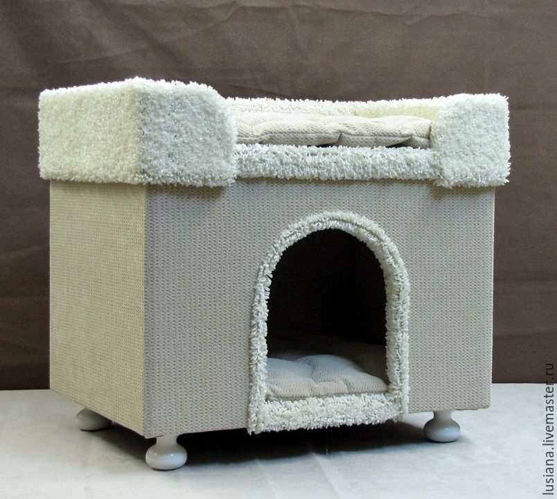 Домик для собаки или кошки
