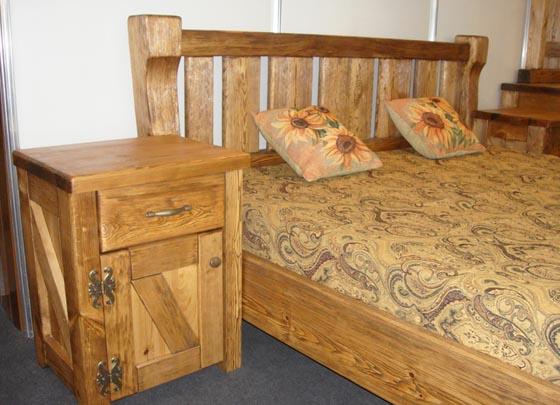 Достоинства деревянной мебели