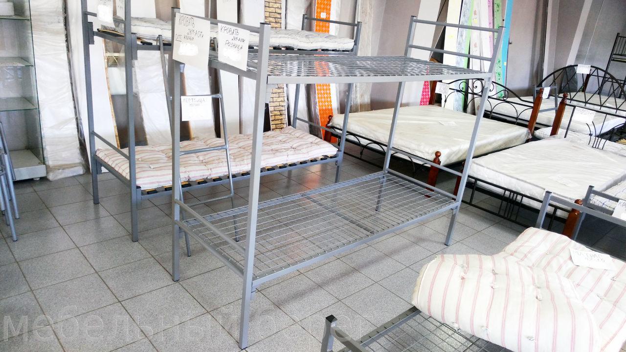 Двухъярусная прочная кровать