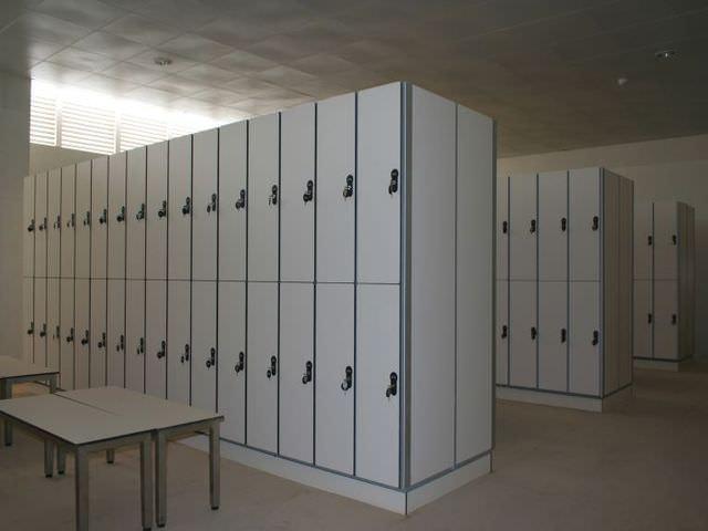 Двухъярусные шкафы
