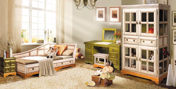 Элитная детская мебель