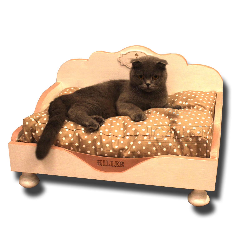 Элитная лежанка для кошки