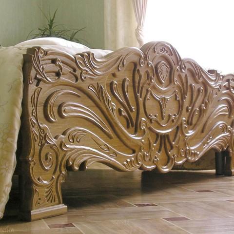 Элитная мебель на основе натуральной древесины