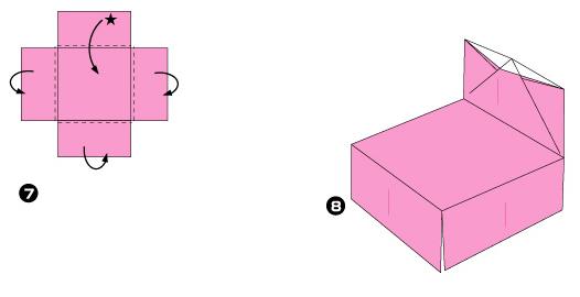 Этапы изготовления кресла на основе бумаги