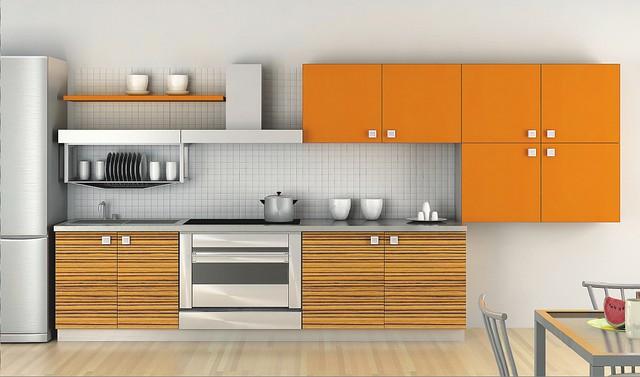 Фасады кухонной современной мебели