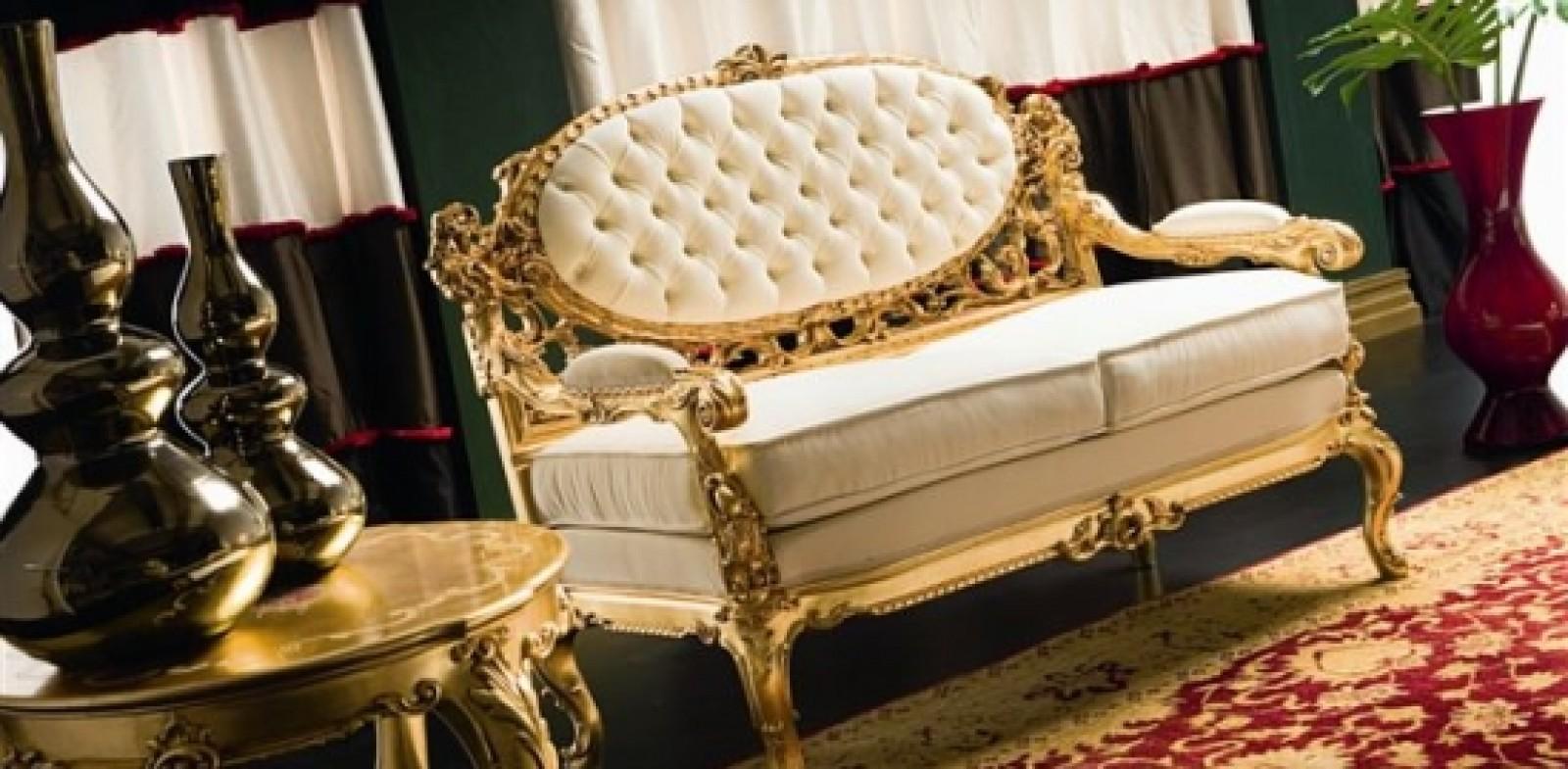 Французская мебель эпохи Рококо