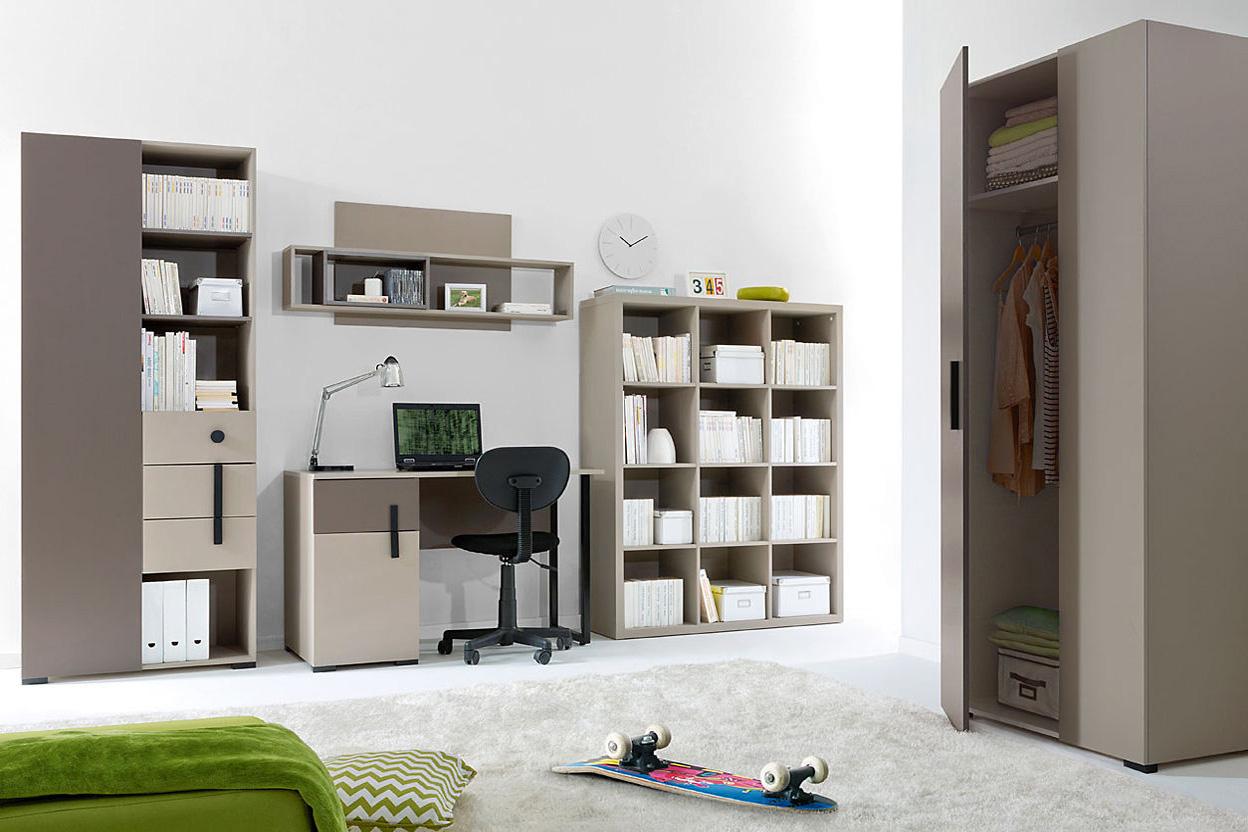 Функциональные комплекты детской мебели