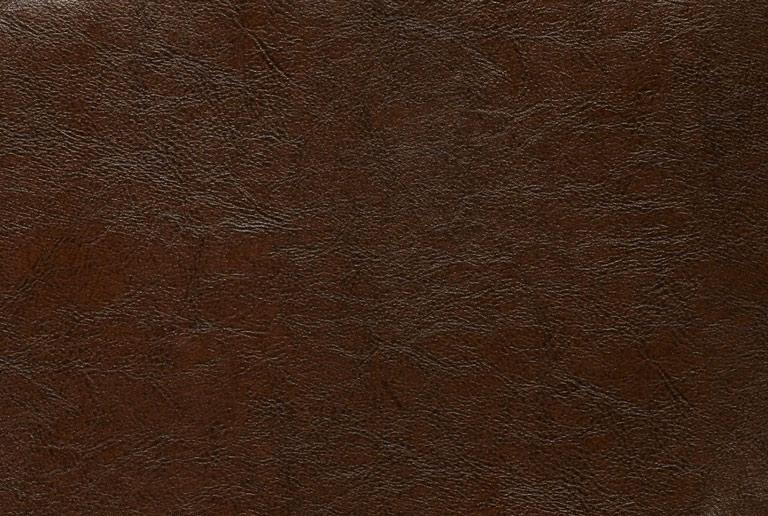 Гладкая кожа коричневого цвета