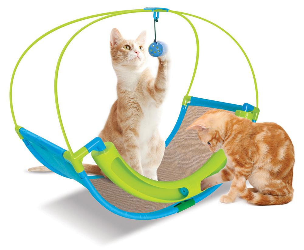 Игровой центр для кошек