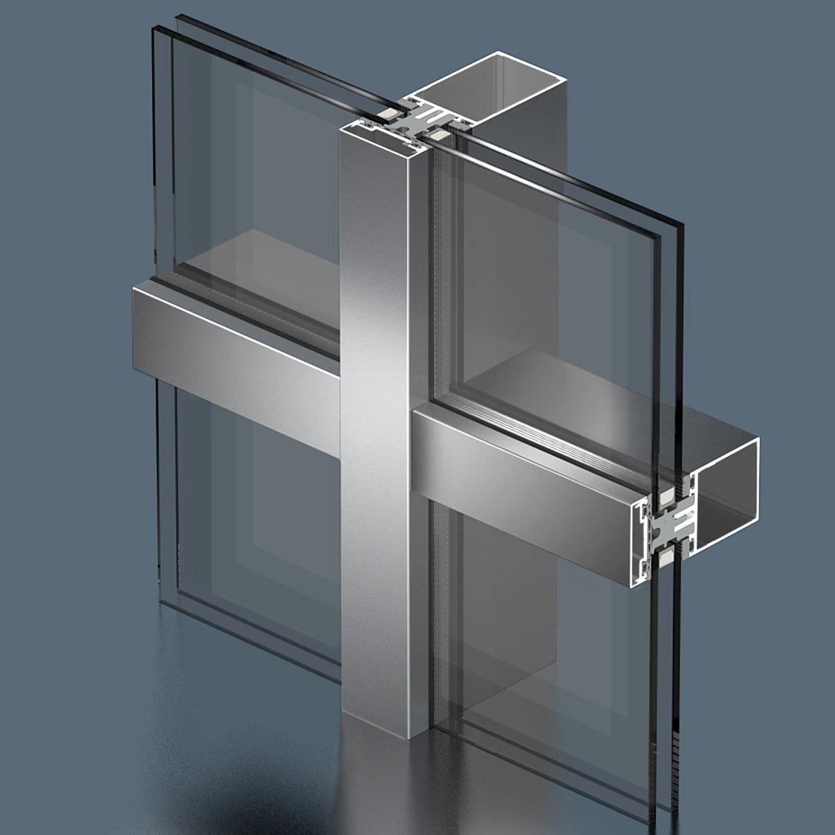 Использование алюминиевого профиля