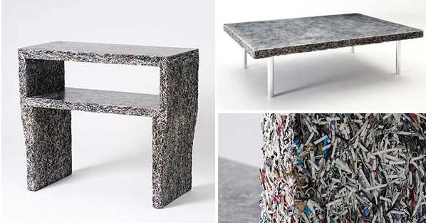 Как из бумаги сделать практичную мебель