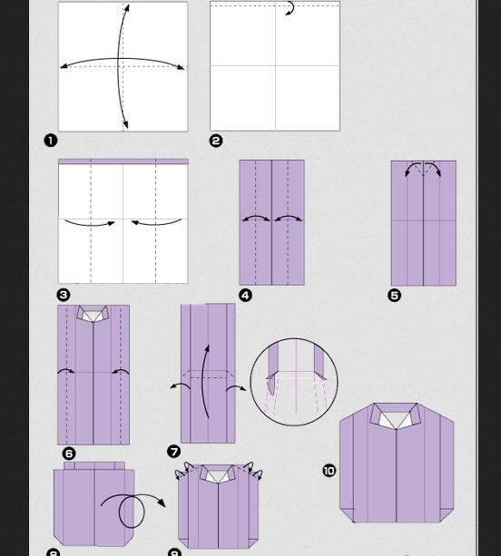 Как из бумаги сделать шкаф для книг