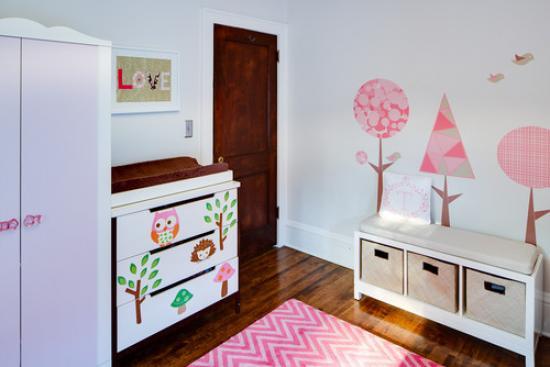 Как креативно украсить мебель