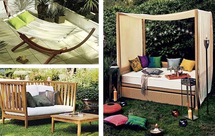 Как организовать отдых на улице в частном доме